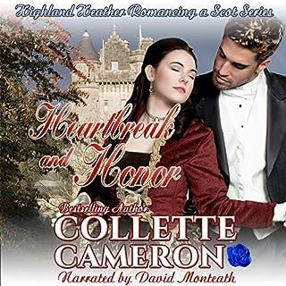 Heartbreak and Honor audiobook cover art