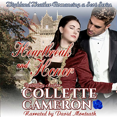 Heartbreak and Honor audiobook cover art