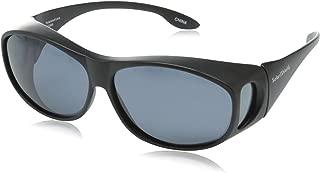Solar Shield Eldorado Polarized Rectangular Sunglasses
