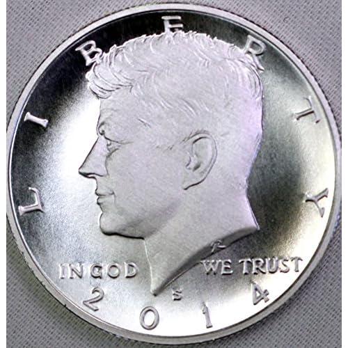 2019 S Kennedy SILVER Half Dollar Perfect Gem Proof  99.9 SILVER 20
