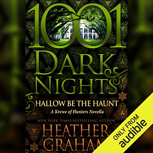 Hallow Be the Haunt audiobook cover art