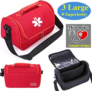 Personalized Custom Logo Medical Bag for EMT,Paramedic,Home Health,Nurses,Doctor