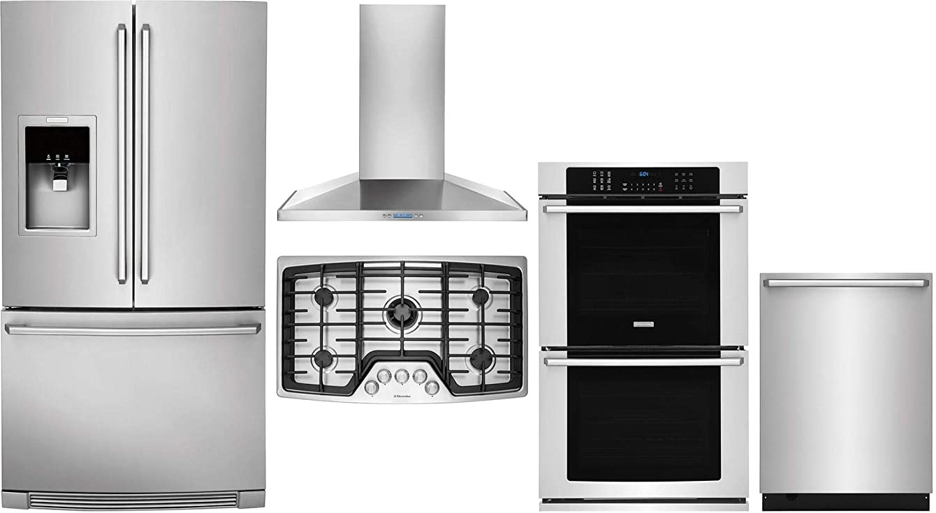 Electrolux 5 Piece Kitchen Package EW23BC87SS 36