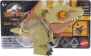 Jurassic World Camp Cretaceous Snap Squad Spinosaurus
