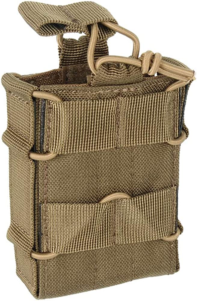 EXCELLENT ELITE Colorado Springs Mall SPANKER Tactical Molle Open-Top High material Single Double Ma