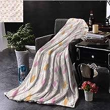 Elxmzwlob Throw Blankets Easter Premium Breathable Cotton 39