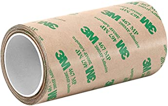 3M 6-5-467MP (CASE of 2) Adhesive Transfer Tape 467MP, 6