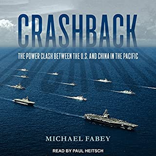 Crashback audiobook cover art