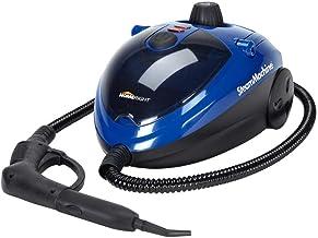پاک کننده بخار خانگی Wagner Spraytech C900053.M SteamMachine برای تمیز کردن پیشخوان ، کف ، ویندوز ، لوازم و حمام ، مدل 53 ، آبی