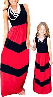 Best mother and daughter maxi dress Reviews