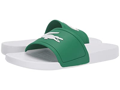 Lacoste Fraisier 319 1 P (White/Green) Men