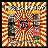 Tokyo Blade: Knights Of The Blade (4CD-Box-Set) (Audio CD)