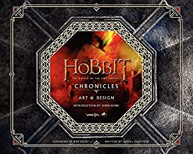 weta hobbit art and design book