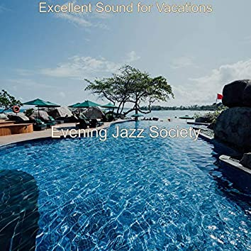 Excellent Sound for Vacations