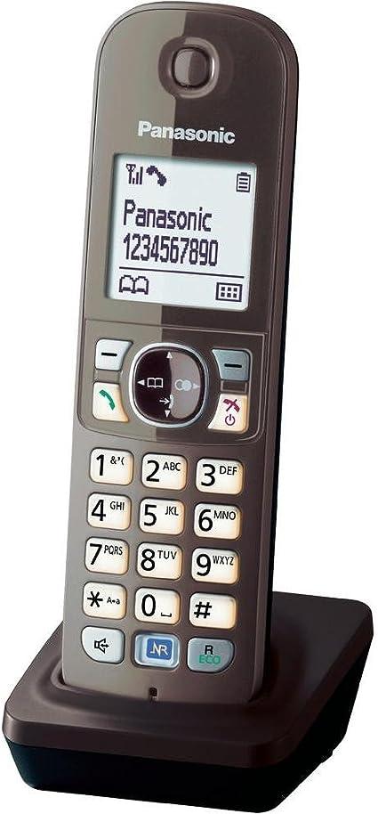 Panasonic Kx Tga681exs Mobilteil Für Kx Tg68xx Serie Elektronik