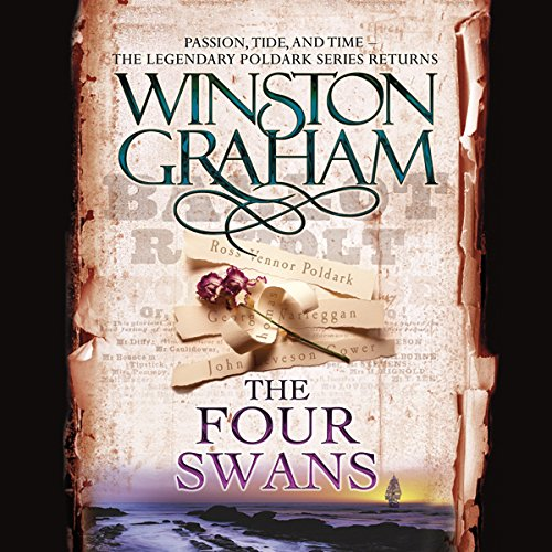 The Four Swans audiobook cover art