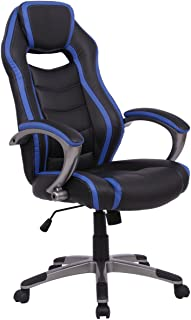 HEEGNPD Racing car style Game chair high back modern bucket seat Computer desk swivel office chair office furniture
