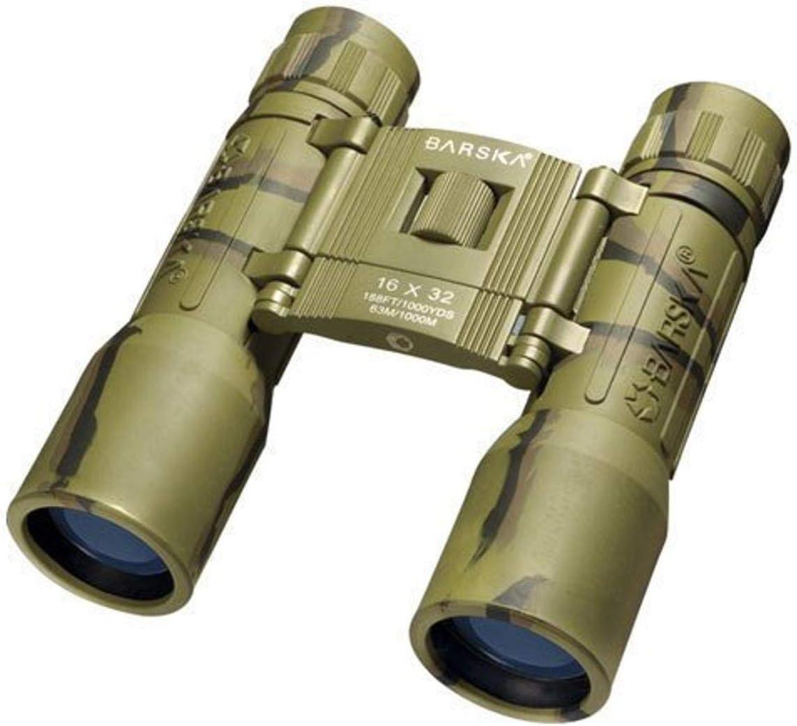 Special sale item BARSKA 16x32 Lucid Camouflage Max 56% OFF View Binoculars