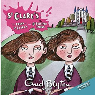 'Twins at St Clare's' and 'O'Sullivan Twins' cover art