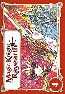 Magic Knight Rayearth Edition simple Tome 4
