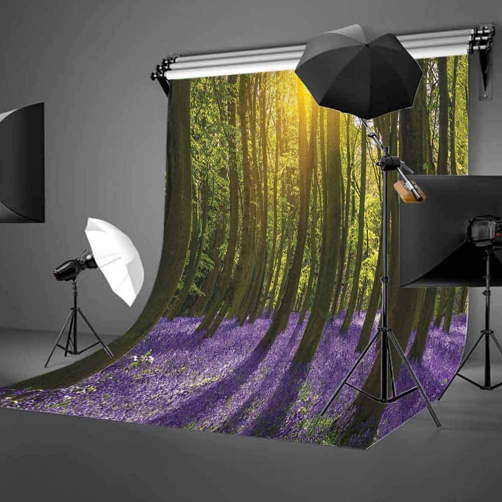 8x12 FT Doodle Vinyl Photography Background Backdrops,Hand Drawn Pattern with Dots Sketch Geometric Composition on Dark Toned Background Background for Photo Backdrop Studio Props Photo Backdrop Wall
