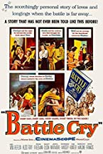 Battle Cry - 1955 - Movie Poster