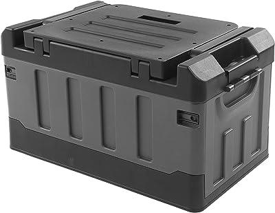Yosoo Health Gear Car Storage Box, Plastic Fishing Box Household Storage Flexible for Automobile