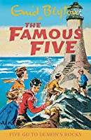 Five Go To Demon's Rocks: Book 19 (Famous Five)