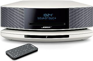 Bose Wave SoundTouch IV妙韵音乐系统/音箱/音响 WIFI/蓝牙/CD播放器 (白色)