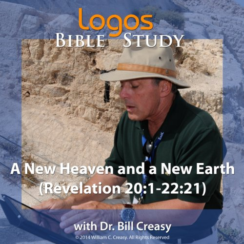 A New Heaven and a New Earth (Revelation 20:1-22:21) audiobook cover art
