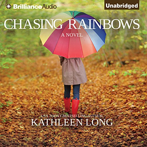 Chasing Rainbows audiobook cover art