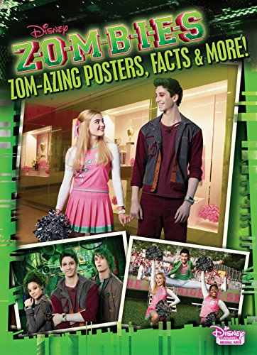 ZOM-AZING POSTERS FACTS & MORE (Disney Zombies)