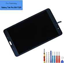 for Samsung Galaxy Tab Pro T320 SM-T320 LCD Touch Screen Display Assembly Black Replacement Parts + Tools