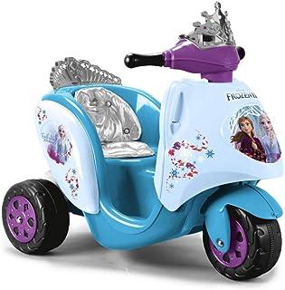 Feber Scooty - Moto Scooter de batería Frozen 2, Para niñ