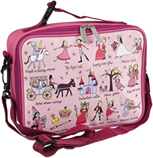 Tyrrell Katz Princess insulated lunch bag Girl's by LK Gifts and Homewares