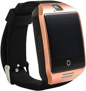 ZOMTOP Q18 Smart Watch teléfono Bluetooth cámara SIM TF Tarjeta SmartWatch para Android Samsung LG Google Pixel y iPhone 7...
