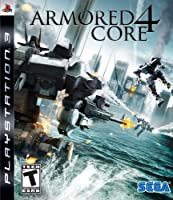 Armored Core 4(輸入版) - PS3