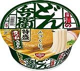 どん兵衛 特盛きつねうどん 130g ×12食 [西日本向け]