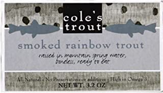 Coles Trout Smoked, Pack of 10