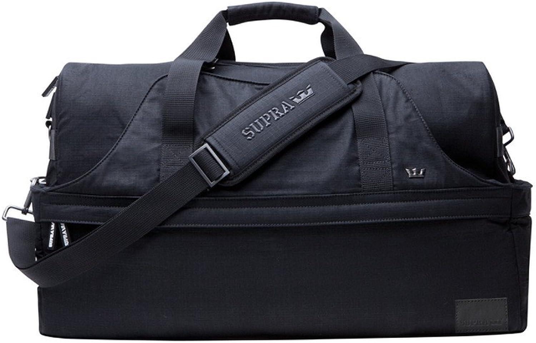 Supra Two in One Duffle Bag schwarz B00AZE9X9K wrdv9c0495216