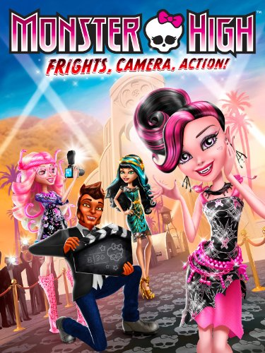 Monster High: Frights, Camera, Acti…