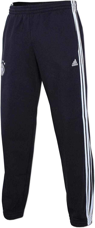 DFB Pant Hose Sporthose Herren schwarz Adidas Trainingshose