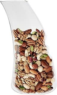 Cuisivin 8125 Snak Carafe Large Snack Dispenser, 25 oz, Clear