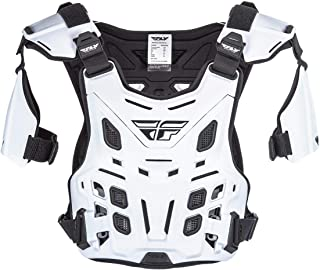Fly Racing Youth White CE Revel Roost Guard