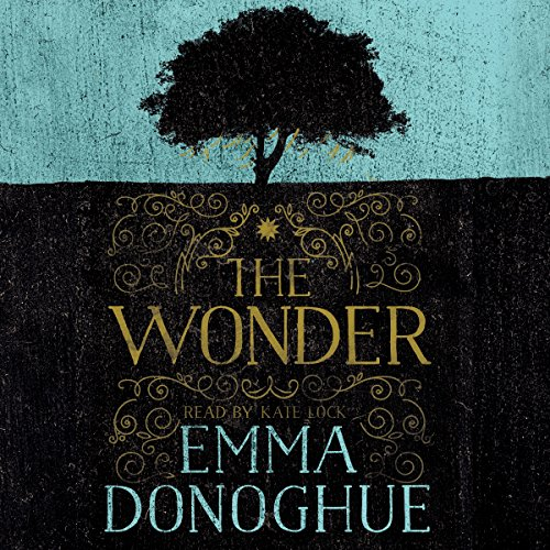 The Wonder audiobook cover art