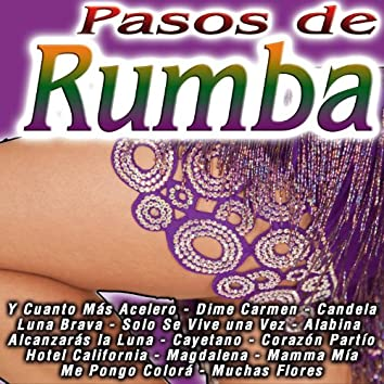 Pasos de Rumba