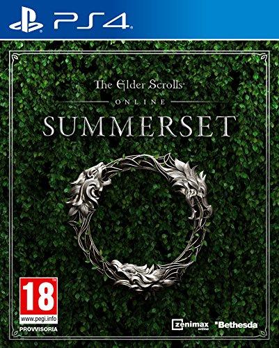 The Elder Scrolls Online - Summerset - PlayStation 4