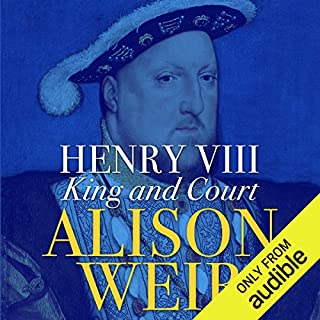 Henry VIII: King and Court audiobook cover art