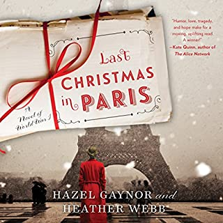 Last Christmas in Paris cover art