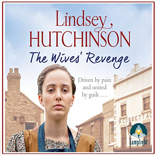 The Wives' Revenge audiobook cover art